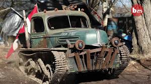 Tankenstein Is A World War II Tank Turned Hot Rod 1954 Intertional Harvester Rat Rod Tow Truck 2015 Atlant Flickr Rat Rod Tow Truck Album On Imgur A 32 To Put The Use Hotwheels Rusty 40s Vintage Chevrolet Cab Over Engine Coe Or 1960 Ford F350 Wrecker Holmes 400 Super Patina 1959 Viking 1000hp Towing Ever Youtube 1936 Gmc Ute A Photo Flickriver Just Car Guy Full Size 1950s Chevy Cruise Build New Epic Rods 2017