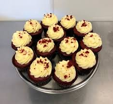 Smallcakes Red Velvet Cupcake