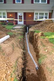 Drainage-related Issues A Must On The Home Inspector's Checklist How To Prevent Basement Water Intrusion 25 Beautiful Landscape Stairs Ideas On Pinterest Garden Inground Pools Sloped Yard 5 Ways Build Pool Hillside Landscaping Small Hillside Landscaping Ideas On Budget Diy 32x16 Ish Pool Steep Slope Solving Problems Reflections From Wandsnider Trending Backyard Sloping Back Backyard Slope Land Grading Much You Need Near A House Best Front Yard