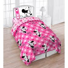 Minnie Mouse Twin Bedding by Minnie Mouse Bedroom Ideas Decorate My House