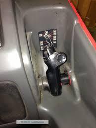 100 Raymond Reach Truck Forklift 4500lb 211 Lift 36 Volt W Battery