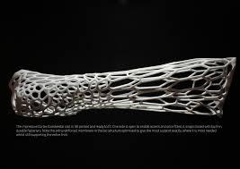 100 Evill Casts Made By 3D Printing Make Broken Bones Stylish