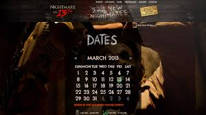 13th Floor Promotional Code by Nightmare On 13th Haunted House Web Design Thoughtlab