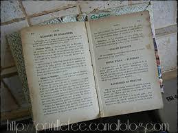 vieux livre de cuisine salmi de pintade dans mon faitout en granit prunille fait