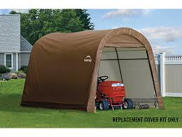 replacement cover kit for the shed in a box roundtop 10 x 10 x 8 ft