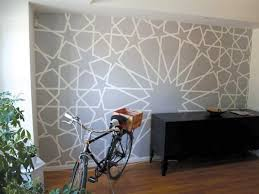 Wall Painting Techniques Classy Decorative How To Transform A Room With Few Simple