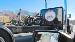 100 Rat Rod Semi Truck El Toro Cubano Mysterious Black Tractor Trailer With Custom