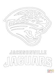 Click The Jacksonville Jaguars Logo Coloring Pages To View Printable