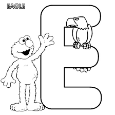 Elmo Coloring Pages Free Printable For Kids