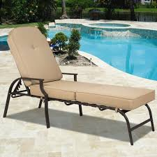 Chair ~ Outdoor Chaise Lounge Chair For Modern Patios Loll ... Fniture Incredible Wrought Iron Chaise Lounge With Simple The Herve Collection All Welded Cast Alinum Double Landgrave Classics Woodard Outdoor Patio Porch Settee Exterior Cozy Wooden And Metal Material For Lowes Provance Summer China Nassau 3pc Set With End Nice Home Briarwood 400070 Cevedra Sheldon Walnut Cane Rolling Chair C 1876