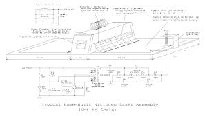 Laser Cut Lamp Plans by Sam U0027s Laser Faq Home Built Nitrogen N2 Laser