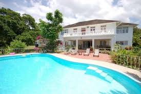 100 House Ocho Awesome 5 Garden Villa Rios Jamaica Regarding