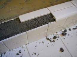 radius shower curb or dam for tile showers tile your world