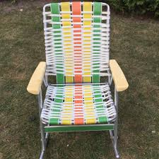 Vintage Aluminum Webbed Folding Lawn Chair Rocker Yellow Orange ... Patio Chairs At Lowescom Charleston Classic Alinum Folding Green Lawn Chair Plastic Recling Lawn Homepage Highwood Usa Lafuma Mobilier French Outdoor Fniture Manufacturer For Over 60 Years Webbed Chair Reweb A Youtube Lawnchair Webbing Lawnchairwebbing Vintage Double Barrel Arm Sale China Giantex Beach Portable Camping Steel Frame Wooden Chaise Lounge Easy With Wheels Brusjesblog Shop Costway 6pcs Webbing