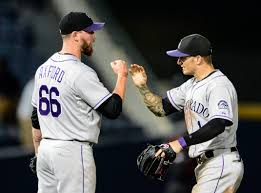 Barnes Has 3 Hits To Lead Rockies To 6-3 Win Over Braves | Times ... 1brandon Barnes Colorado Rockies Colorado Rockies Mlb Miami Marlins V Photos And Images Getty 532xc Reilly On Sparkles Jr Novice Cross Country Los Angeles Dodgers Science Center Cadaver And Animal Lab At College Libby Looks For Extreme Weather In The Middle Distance Pladelphia Phillies Springs Police Vesgating Deadly Shooting Off Austin Lgmont People Frank July 22 1960