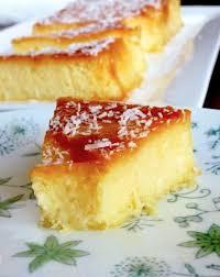 dessert ananas noix de coco gâteau ananas coco sans lait sans beurre