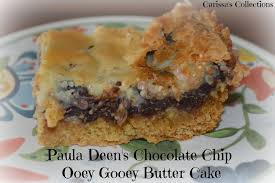Pumpkin Cake Paula Deen by Carissa U0027s Collections Paula Deen U0027s Chocolate Chip Ooey Gooey