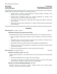 Cv Examples For Retail Jobs Uk Resume Sample Assistant With No Experience Elegant