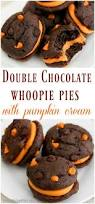 Libbys Pumpkin Cookies With Chocolate Chips by Double Chocolate Whoopie Pies With Pumpkin Cream