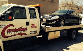 Canadian Towing Ottawa: $80 Deal For Tow Truck In Ottawa
