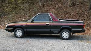 Subaru BRAT: Too Weird For Its Own Good