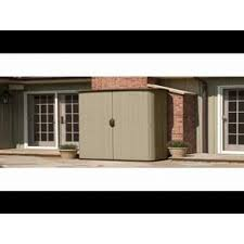Suncast Horizontal Utility Shed Bms2500 by Suncast Bms2500 34 Cuft Horizontal Storage Shed Shop Your Way