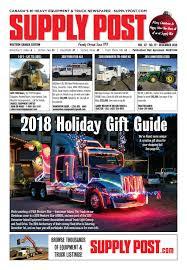 100 John Veriha Trucking Supply Post West December 2018 By Supply Post Newspaper Issuu