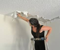 the joy of popcorn ceiling removal centsational style