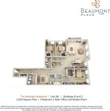 3 Bedroom Apartments Milwaukee Wi by Beaumont Place Apartments By Mandel Group Milwaukee Area Apartments