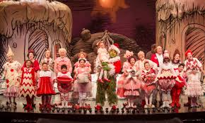 Whoville Christmas Tree Edmonton dr seuss u0027 how the grinch stole christmas 2016 the old globe