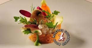 cuisine entr馥s froides recettes d entrée froide et de poisson