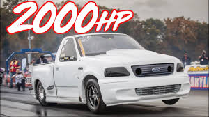 100 Lightning Truck 2000HP Ford The Fastest Weve Seen The Yetti