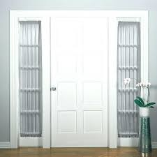 Front Door Side Panel Curtains by Sidelight Window Treatments Front Door Sidelights Curtains Side