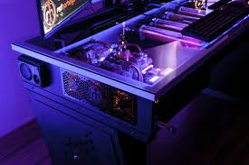 How a legendary PC mod inspired the most outrageous puter desk