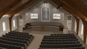 100 Church Interior Design Worship Novus Architects