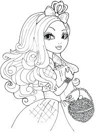 Disney Descendants Mal Coloring Pages 2 To Print