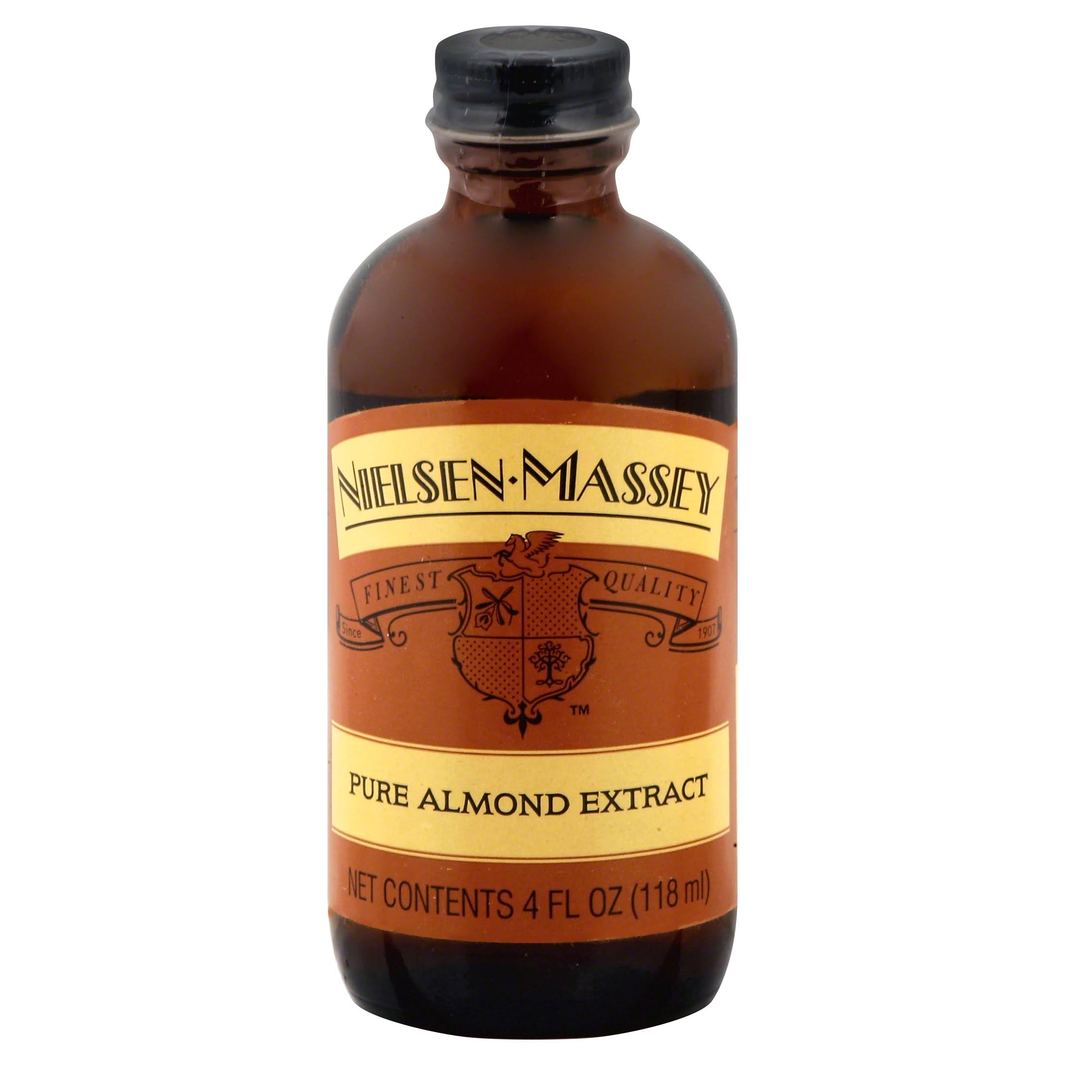 Nielsen Massey Pure Almond Extract - 4oz