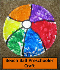 Summer Art Crafts For Preschoolers Preschool Arts And On Easy Toddlers