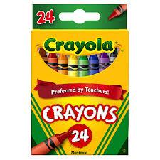 Crayola Bathtub Crayons Stain by Crayola 24 Ct Crayons Meijer Com