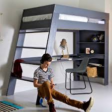 Bunk Bed Desk Combo Plans by Apartments Glamorous Loft Bed Desk Interior Design Ideas Combo