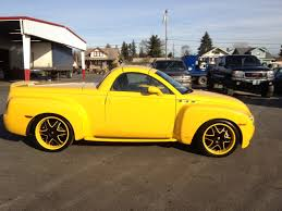 Chevy Ssr Parts Stock