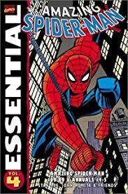 Essential Spider Man Vol 4