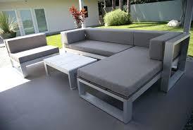 Modern Concrete Patio Furniture Diy