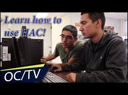 How to Use HAC Back to School 9 15