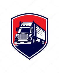 100 Trucking Company Logo Logo Stock Vector Pure_Design 118035196