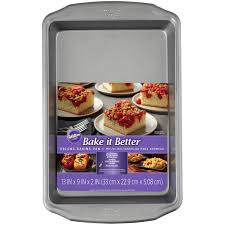 100 Truck Cake Pan Wilton Bake It Better Oblong 9 X 13 In Walmartcom
