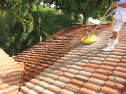 roof and pavers cleaning land marks llc