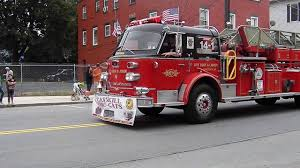 100 Old Fire Trucks Time Port Jervis Mans Parade 2016 YouTube