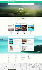Custom Website Design Template 57737