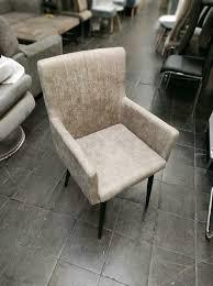 stuhl stühle mit armlehne esszimmer küche beige möbel wurm